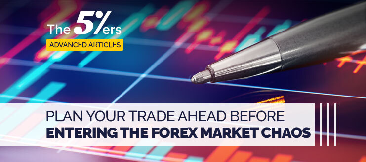 Plan Your Trade Ahead Before Entering The Forex Market Chaos