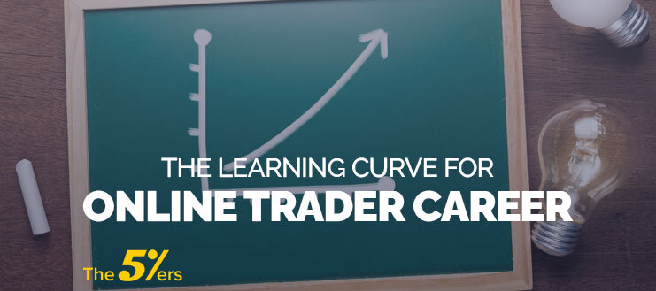 The Learning Curve For an Online Trader Career