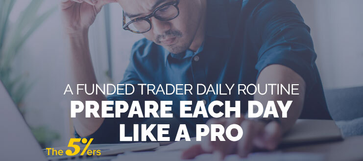 A Funded Trader Daily Routine | Prepare Each Day Like a Pro!