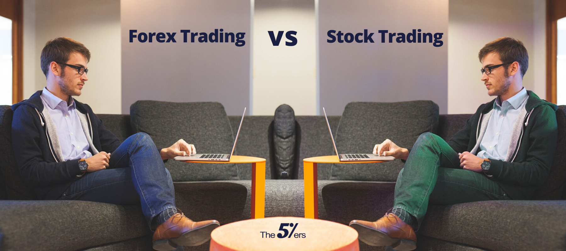 Forex Trading vs Stock Trading – Which one should you be trading?