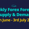 Weekly Forex Forecast Supply & Demand 29th June - 3rd July 2020