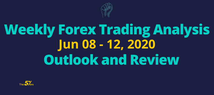Weekly Forex Trading Analysis Jun 08 - 12, 2020 Outlook and Review