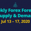 Weekly Forex Forecast Supply & Demand Jul 13 – 17, 2020