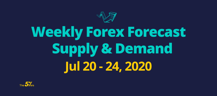 Weekly Forex Forecast Supply & Demand Jul 20 - 24, 2020
