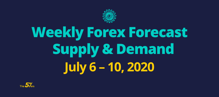 Weekly Forex Forecast Supply & Demand July 6 – 10, 2020