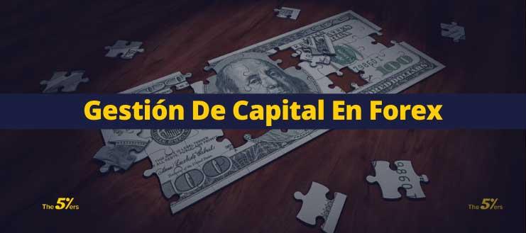 gestión de capital en forex