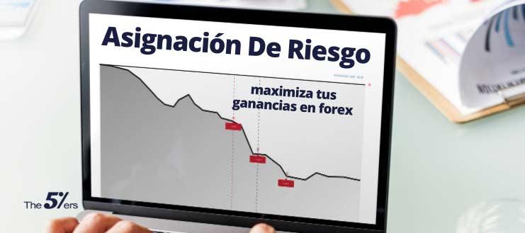 Como La Asignación de Riesgo Maximiza Nuestros Retornos en Forex. (2)