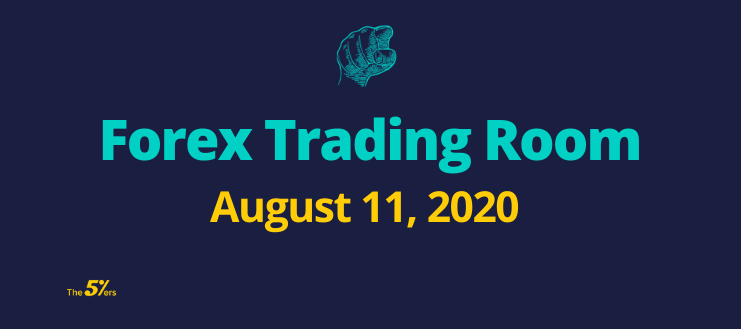 Forex Trading Room August 11, 2020 (1)