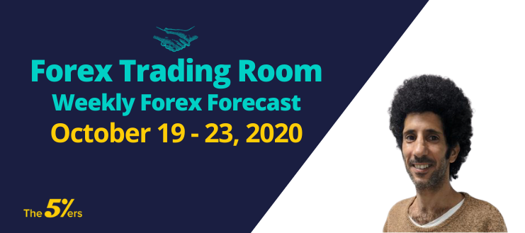 Forex Trading Room Weekly Forex Forecast October 19 - 23, 2020