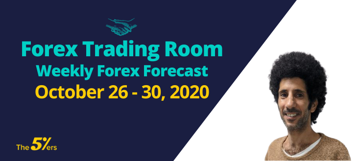 Forex Trading Room Weekly Forex Forecast October 26 - 30, 2020
