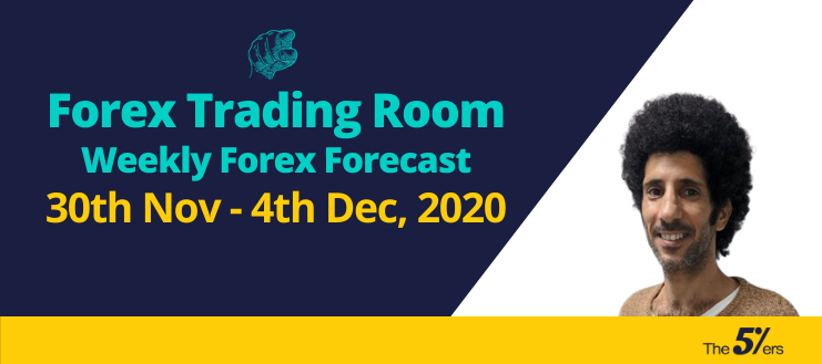 Forex Trading Room Weekly Forex Forecast 30th Nov - 4th Dec, 2020 (1)