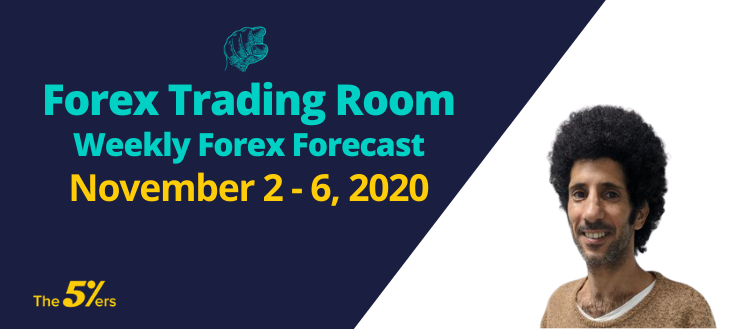 Forex Trading Room Weekly Forex Forecast November 2 - 6, 2020