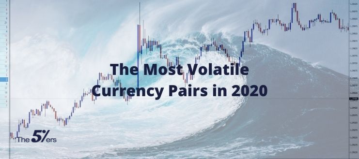 The Most Volatile Currency Pairs in 2020 and The Best to Trade