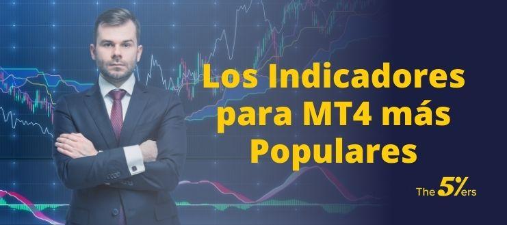 Los indicadores para MT4 más populares entre los traders de forex