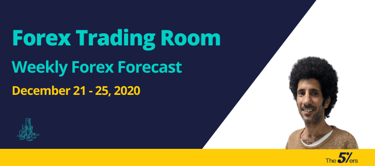 Forex Trading Room Weekly Forex Forecast December 21 - 25, 2020