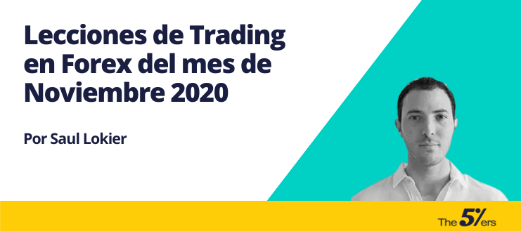 Lecciones de Trading en Forex del mes de Noviembre 2020 (1)