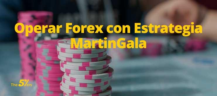 Operar Forex con Estrategia MartinGala