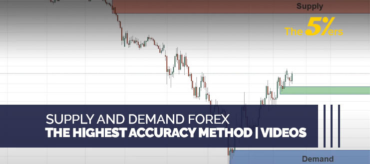 Supply and Demand Forex - The Highest Accuracy Method | videos