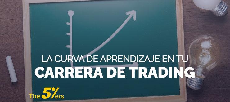La Curva de Aprendizaje en tu Carrera de Trading