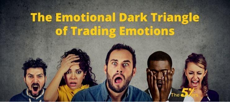El Oscuro Triángulo de Las Emociones en Trading