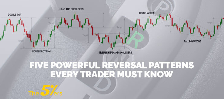 Five Powerful Reversal Patterns Every Trader Must Know