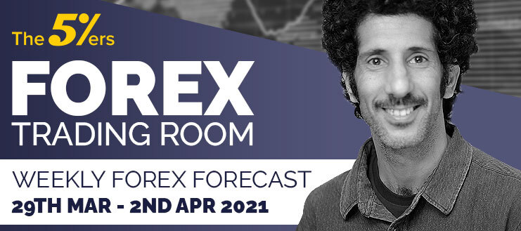 Forex Trading Room on 29th Mar - 2nd Apr - A great Quasimodo level was providing an excellent profit.