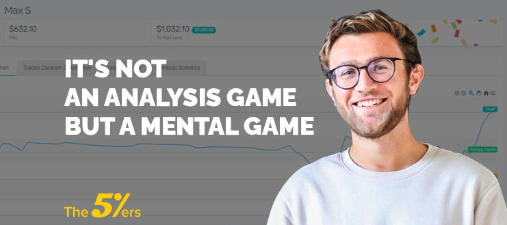 It's Not an Analysis Game But a Mental Game