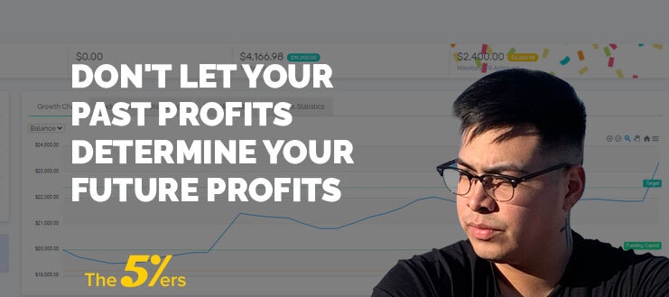 Don't Let Your Past Profits Determine Your Future Profits