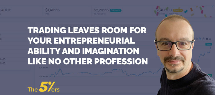 Trading Leaves Room for Your Entrepreneurial Ability and Imagination Like no Other Profession