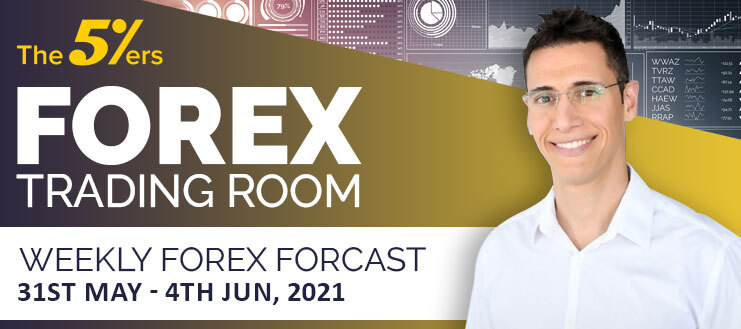 Forex Trading Room on 31st May - 4th Jun, 2021 – Major Currency Pairs