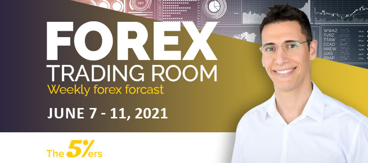 Forex Trading Room on June 7 - 11 2021 – Reviewing Majors and JPY Crosses