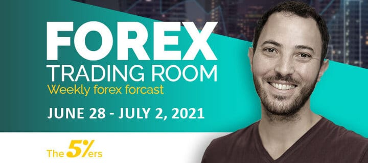 Forex Trading Room on 28 June - 2 July 2021 – Buying Opportunity On EURGBP