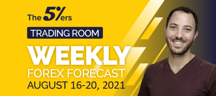 Forex Trading Room on August 16 – 20, 2021 – Planning For The High Impact News