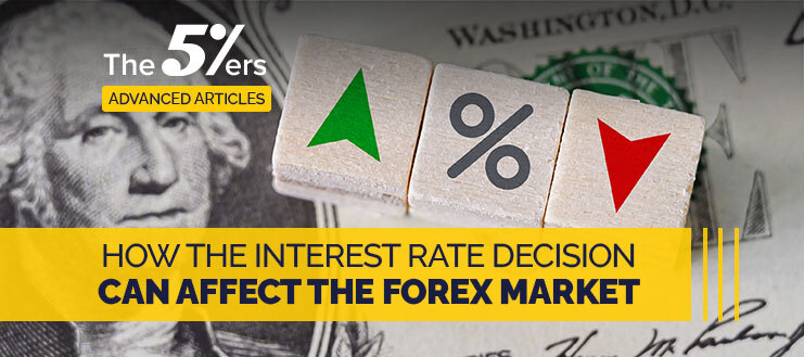 How the Interest Rate Decision Can Affect the Forex Market