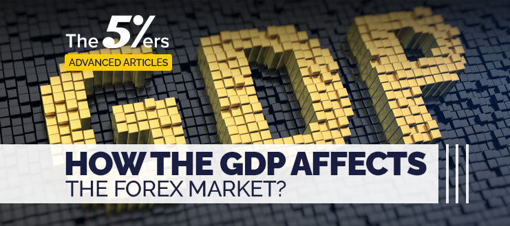 How the GDP affects the forex market?
